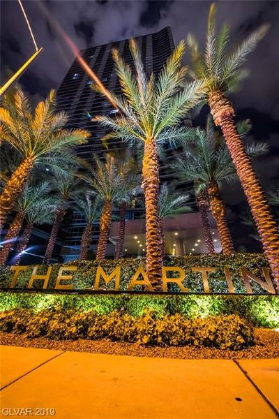 Las Vegas High Rise For Sale: 4471 Dean Martin Drive #800