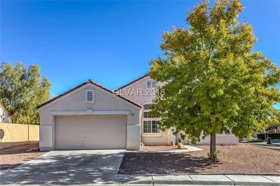 North Las Vegas Single Family Home For Sale: 5924 Tropical Palm Court