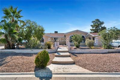 Las Vegas Single Family Home For Sale: 3057 Kingspoint Avenue