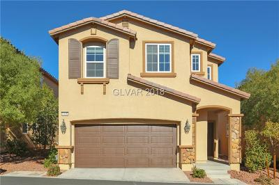 Las Vegas NV Single Family Home Under Contract - No Show: $282,000