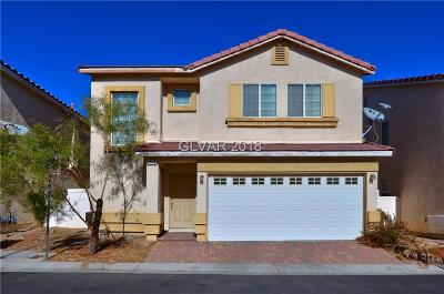 Las Vegas Single Family Home For Sale: 7338 Linaria Road