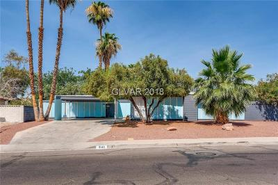 Las Vegas Rental For Rent: 3149 Burnham Avenue