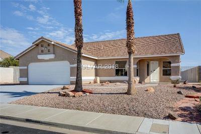 Henderson Single Family Home For Sale: 548 Brigadier Street