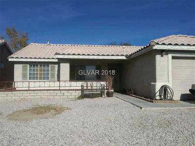 North Las Vegas Single Family Home For Sale: 12 Sunny Day
