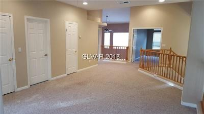 Las Vegas, North Las Vegas Rental For Rent: 4666 El Camino Cabos Drive