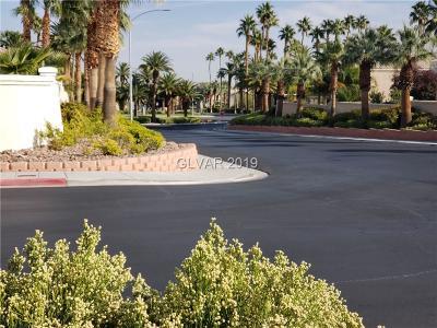 Las Vegas Single Family Home For Sale: 4687 Hamburg Street