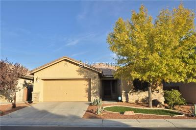 North Las Vegas Single Family Home For Sale: 8016 Slate Falls Street