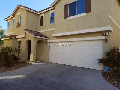 Las Vegas, North Las Vegas Rental For Rent: 9985 Star Lake Avenue