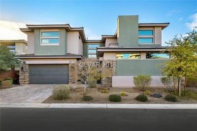 Las Vegas Single Family Home For Sale: 47 Pristine Glen Street