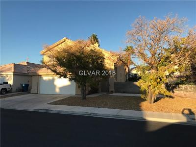 Las Vegas Rental For Rent: 5624 Grand Entries Drive