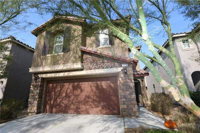 Clark County Single Family Home For Sale: 7016 Town Forest Avenue