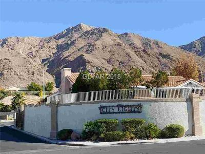 Las Vegas Residential Lots & Land For Sale: 1864 Claudine Drive
