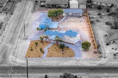 Las Vegas NV Single Family Home For Sale: $649,995