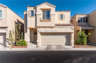 Clark County Single Family Home For Sale: 7466 Speedwell Cavern Street