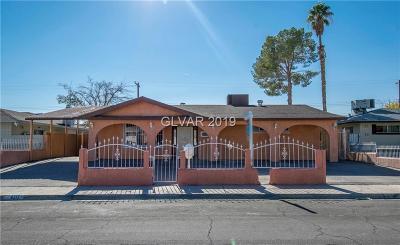 Single Family Home For Sale: 4217 El Conlon Avenue