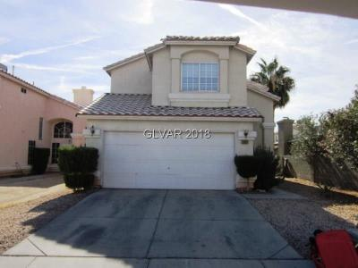 LAS VEGAS Single Family Home For Sale: 5897 Woodfield Drive