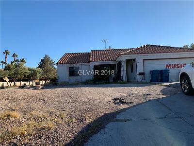 Las Vegas Single Family Home For Sale: 5065 Desert Inn Road