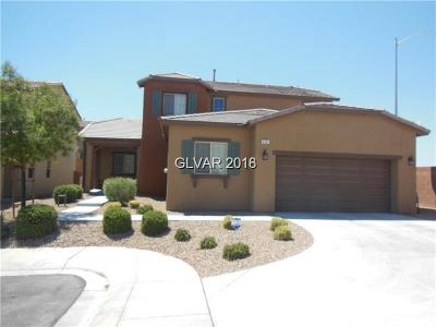 North Las Vegas Single Family Home For Sale: 6741 Alpenwood Court