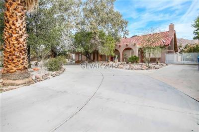 Clark County Single Family Home For Sale: 108 Hollywood Boulevard