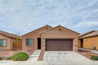 North Las Vegas Single Family Home For Sale: 6709 Scavenger Hunt Street