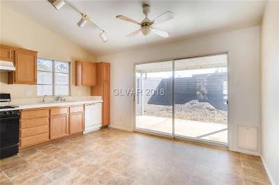 Clark County Single Family Home For Sale: 208 Mariposa Way