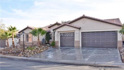 Las Vegas NV Single Family Home For Sale: $410,000