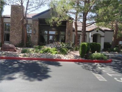 LAS VEGAS Condo/Townhouse For Sale: 555 Silverado Ranch Boulevard #1120