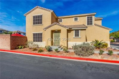 North Las Vegas Single Family Home For Sale: 4145 Dignified Court