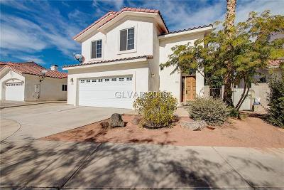 Boulder City Single Family Home For Sale: 1206 Briar Stone Drive