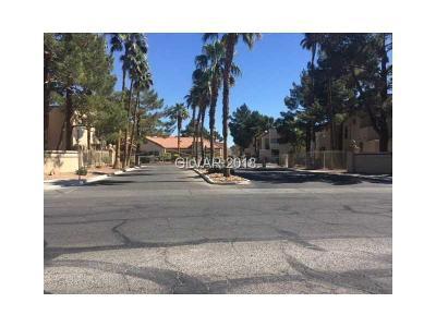 Las Vegas Condo/Townhouse For Sale: 2982 Juniper Hills Boulevard #201