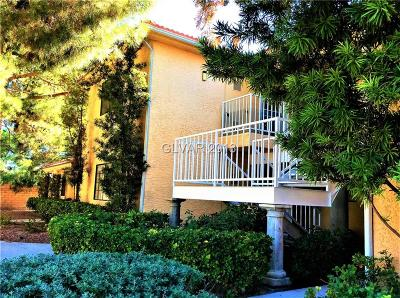 Condo/Townhouse Under Contract - Show: 2851 South Valley View Boulevard #1162