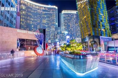 Sky Las Vegas, Veer Towers, Vdara Condo Hotel, Resort Condo At Luxury Buildin High Rise For Sale: 3722 South Las Vegas Boulevard #1408