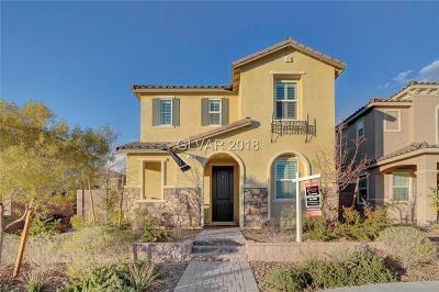 Single Family Home For Sale: 3152 Del Terra Avenue