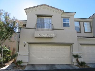 Las Vegas, Henderson Condo/Townhouse Under Contract - Show: 705 Respectful Ridge Court