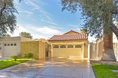 Single Family Home For Sale: 3007 Bel Air Drive