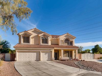 Single Family Home For Sale: 10280 Burt Lancaster Court