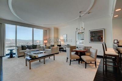 Trump Intl Hotel & Tower-, Trump Intl Hotel & Tower- Las High Rise For Sale: 2000 North Fashion Show Drive #6005