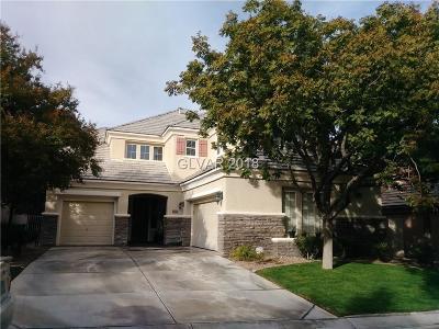 Las Vegas Single Family Home For Sale: 9820 Miss Peach Avenue