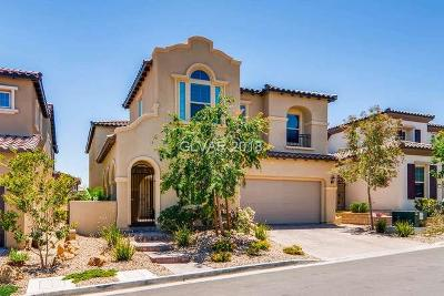 Las Vegas NV Single Family Home For Sale: $689,850