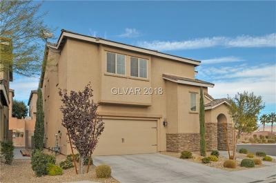 Las Vegas NV Single Family Home Under Contract - No Show: $334,000