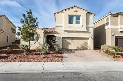 North Las Vegas Single Family Home For Sale: 7153 Weavers Place