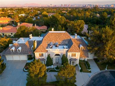 Single Family Home For Sale: 2760 Tioga Pines Circle