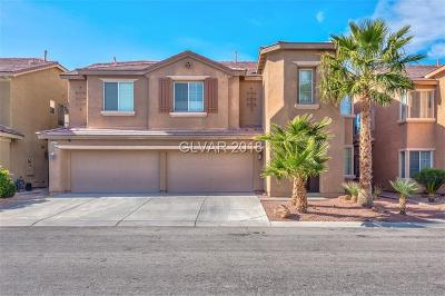 Las Vegas NV Single Family Home For Sale: $499,900