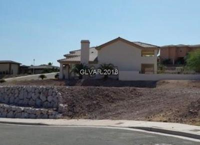 Boulder City Residential Lots & Land For Sale: 368 Crystal Court