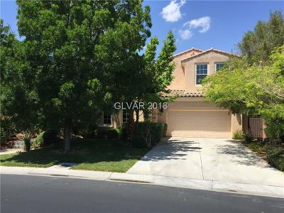 Red Rock Cntry Club At Summerl Rental For Rent: 11735 Glowing Sunset Lane