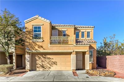 Las Vegas NV Single Family Home Under Contract - Show: $259,900