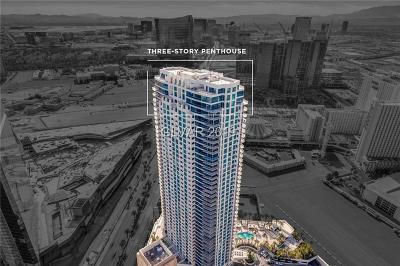 Sky Las Vegas High Rise For Sale: 2700 Las Vegas Boulevard #4303