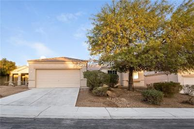 North Las Vegas Single Family Home For Sale: 6024 Red Glitter Street