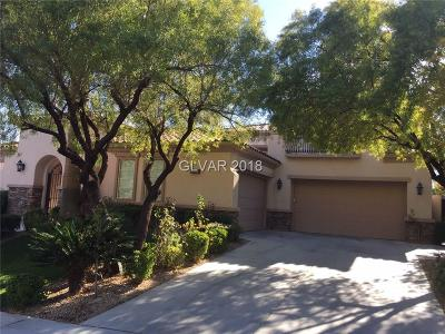 Red Rock Cntry Club At Summerl Rental For Rent: 11521 Evergreen Creek Lane