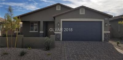Henderson NV Single Family Home For Sale: $344,990